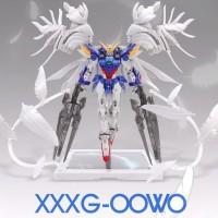 Free Ongkir Sicepat Wing Zero Custom GUNDAM MG Seraphim Feather Effect