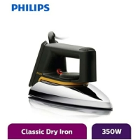PHILIPS DRY IRON HD 1172 Setrika Listrik seterika Listrik HD-1172