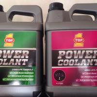 Top 1 Power Coolant 4 Liter/Jual Air Radiator Coolant Bandung