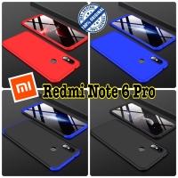 Redmi Note 6 Pro case 360 GKK - case xiaomi redminote 6 pro