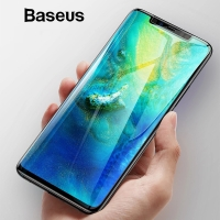 Baseus Premium Tempered Glass Full Cover Huawei Mate 20 Pro Mate20pro
