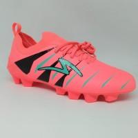 Sepatu bola specs accelerator velocity FG peach tosca original 2019