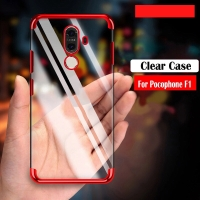 Xiaomi Pocophone F1 - Premium Case Laser Planting Like Cafele Baseus