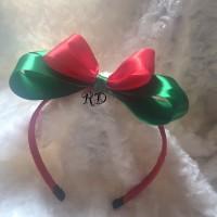 Bando Pita Tengah edisi Christmas #natal