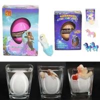 Telur LOL Surprise dalam air fish egg mermaid unicorn