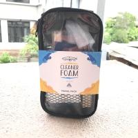 Umbre Foam Cleaner Travel Pack   Andrrows Crep Protect   Jason Markk