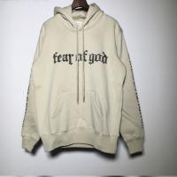 Fear of god hoodie sandchaster rings