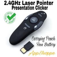 Laser Pointer 2.4GHz Wireless Presenter Cursor Control