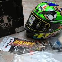 Helm AGV Pista GPR Eurofit Size L Rossi Mugello 2017 carbon ori Italy