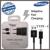 Charger samsung s8 s8 plus note 8 kabel tipe c fast charging original