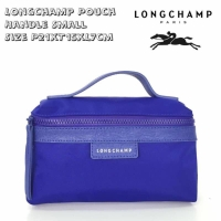Longchamp pouch&hand bag