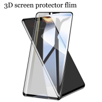 TEMPERED GLASS ANTI GORES FULL COVER SCREENGUARD VIVO V9 Y85 V 9