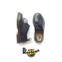 Sepatu Kasual Anak Docmart Low Hitam
