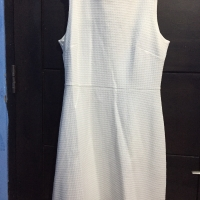 Dress Atmosphere Putih (Baru)