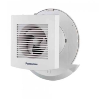 Exhaust Fan Dinding / Tembok Panasonic FV-10EGK1