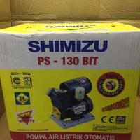 Mesin pompa air pendorong shimizu PS 130 BIT