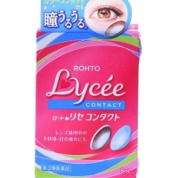 Rohto Lycee Contact Eyedrops (for contact lenses) 8ml