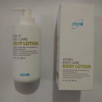 Body lotion atomy