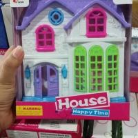 Mainan toy house villa rumah rumahan barbie dream house play house
