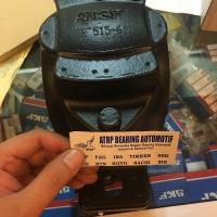 BEARING SPLIT PLUMMER BLOCK HOUSING SNL 515-612 SKF