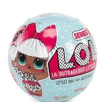 ORIGINAL L.O.L SURPRISE SERIES 1 / lol ball egg ori murah rare series1
