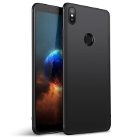 Slim Case Black Matte Xiaomi Redmi Note 5