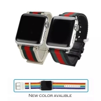 Strap Gucci For Apple Watch 38mm 40mm 42mm 44mm