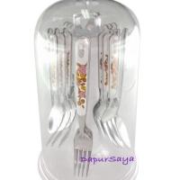 Sendok & Garpu Set / Spoon & Fork V248 V-248 Vicenza