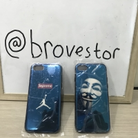 casing relfective iphone 7 & iphone 8 supreme jordan hype case