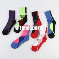 Promo Murah Kaos Kaki Elite Socks High Impor Olahraga Bola Basket
