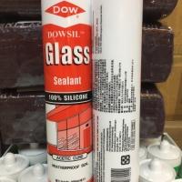 dowsil dow corning asam lem kaca silicone sealant