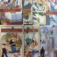 Komik Hell'S Kitchen Seri 1,2,3,4,5,6