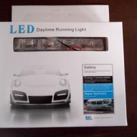 Lampu DRL 4 LED Premium Model All New Yaris Universal Semua Mobil