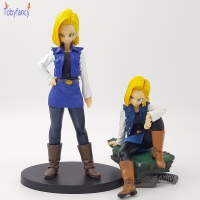 Action Figure Dragon Ball super Android 18
