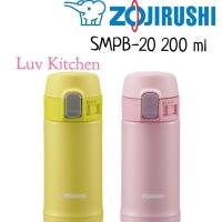 Termos Zojirushi Stainless Steel SMPB 20 200ml