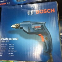 Bosch mesin bor 10mm GBM350 re
