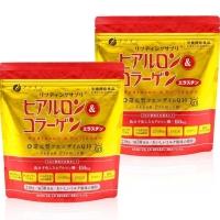 FINE JAPAN Hyaluron n Collagen coenzyme Q10 196 gram