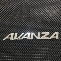 Emblem Chrome Toyota Avanza