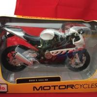 Maisto 1/12 Diecast Motorcycles BMW S 1000 RR