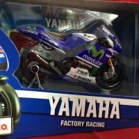 Maisto 1/18 Motor Diecast Motorcycles Yamaha Factory Racing