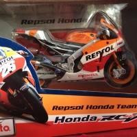 Maisto 1/18 Diecast Motorcycles Honda Repsol Team