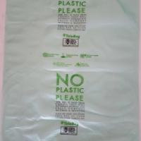 Trash bag kantong sampah organik plastik organik singkong telobag 44x6