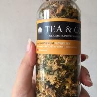 Teh bunga Chrysanthemum / white Chrysanthemum Tea [20 gr]