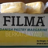Korsvet FILMA DANISH Pastry Margarine Repack 500 Gram Mentega