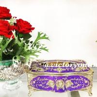 Kotak Tisu mika akrilik/Tempat Tissue Acrylic/Box Tissue hias cantik
