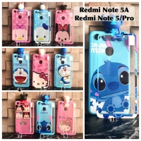 Softcase case 360 Xiaomi Redmi Note 5A Redmi Note 5 pro stitch