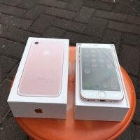 Apple iphone 7 128GB Rose gold Preloved Bekas Second Semarang mulus