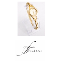 Jam Esprit White-Gold Joyful Watch
