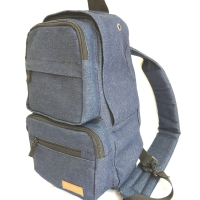 Bodypack / chest pack / sling bag / selempang denim premium ARTHAS