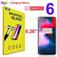 MAXFEEL Tempered Glass Oneplus 6 OP6 Clear Premium Glass